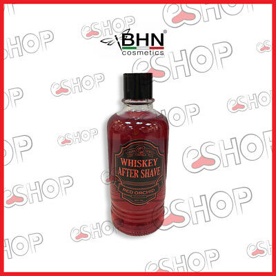 DOPOBARBA AFTER SHAVE LENITIVO HAPPY SHAVE 400ml - Red Orchid