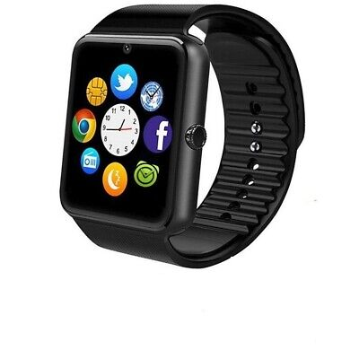 Christmas Gifts Smart Watch Bluetooth Touchscreen Fitness For Android iPhones UK