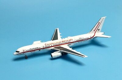 NG model 1/400 Honeywell Aviation Services Boeing 757-200 N757HW miniature model