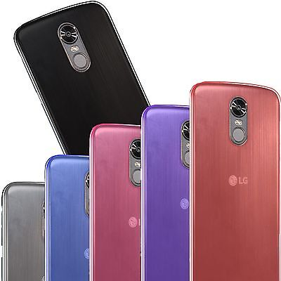 FOR ALCATEL TCL LX A502DL Soft Skin Cover Flexible Slim Phone Case TPU