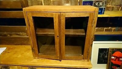 Antique pine cabinet - Collect Exeter