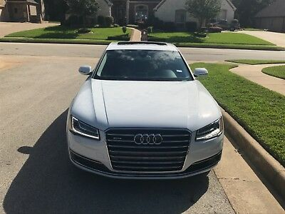 2015 Audi A8  Like Brand New !! Only 9k miles-Barely driven - Immaculate condition - FLAWLESS