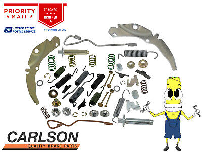 Complete Rear Brake Drum Hardware Kit for Chevy Monte Carlo 1976 w// Rear Drums