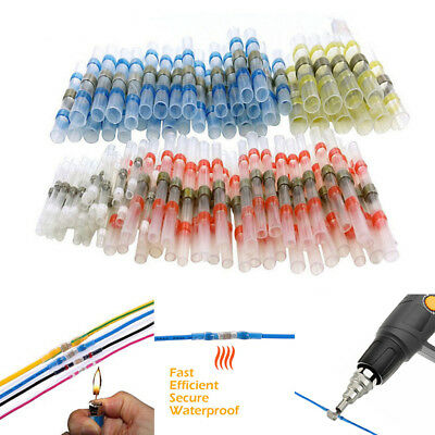 Wholesale Heat Shrink Solder Sleeves Connectors Insulated Wire Crimp Terminal