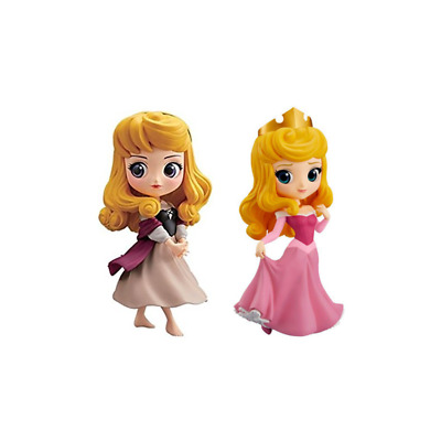 New Aurora Set Q posket Disney Princess Briar Rose Figure Japan With Tracking #