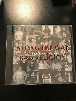 "BAD RELIGION ""Along the Way"" A Tribute to Bad Religion by Various Artists CD"