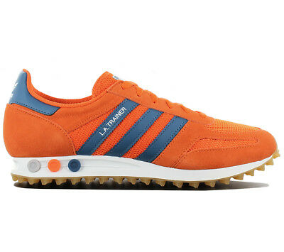 ADIDAS ORIGINALS LA Trainer Og Sneaker Orange Chaussures