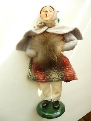 Caroler by Byers Choice 1996