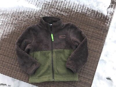 THE NORTH FACE fleece jacket coat little boy sz 5