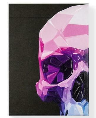 Memento Mori NXS Playing Cards by acclaimed artist Adrian Valenzuela