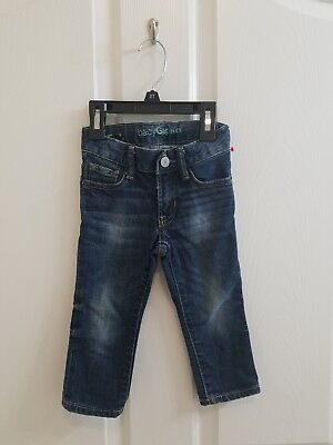 Baby Boy BABY GAP Adjustable Skinny Jeans Size 18-24 Months