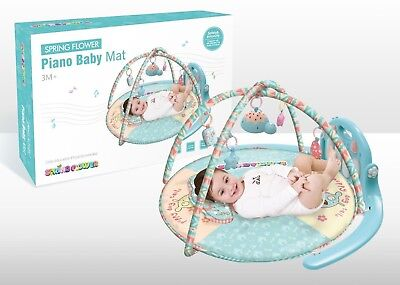Brand New Baby play activity mat gym musical mat
