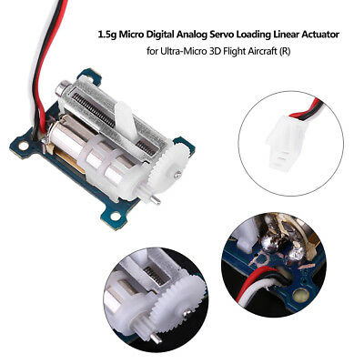 1.5g Goteck Servo Micro Digital Analog Servo Loading Linear Actuator Servo UK
