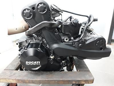 Motor Ducati Streetfighter 848 engine Antrieb V2