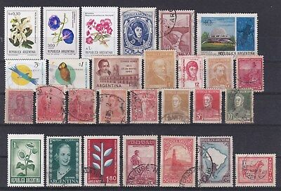 Argentinien Lot **/o (A-1104)