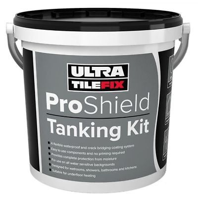Proshield Tanking kit, Waterproof, Wetrooms, Showers, Bathrooms - Standard