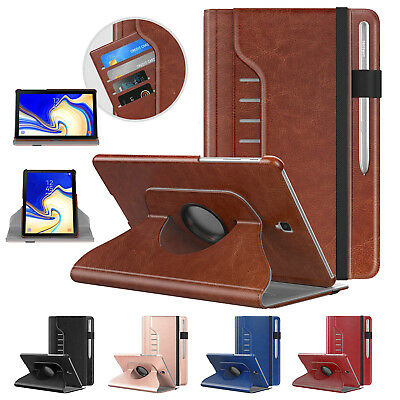 MoKo 360 Degree Rotating Stand Cover Case for Samsung Galaxy Tab S4 10.5 2018