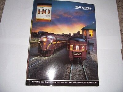 Walthers HO Scale 2016 reference catalog