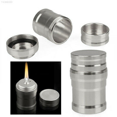 4B58 CCAC Camping Travel Alcohol Lamp Alcohol Burner GST Mini Durable Convenient