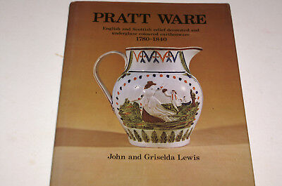 Prattware English And Scottish Relief Decorated.....earthenware By J And G Lewis