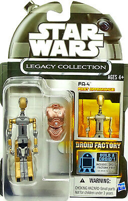 FA-4 DROID (COUNT DOOKU`s) STAR WARS THE LEGACY COLLECTION 2014 VON HASBRO