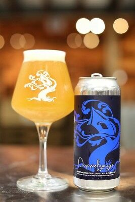 Tree House Brewing  Doppelganger 6 Cans  Collectible IPA Treehouse