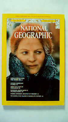 National Geographic Magazine Volume 149 Number 2 February 1976 MAG ONLY NO MAP