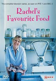 Rachel's Favourite Foods DVD 3-Disc Set - New and Sealed