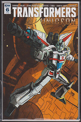 Transformers Unicron #6  1:20 incentive Variant by Francesco Francavilla