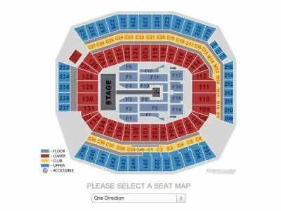 2 Tickets Rolling Stones No Filters 2019 Tour 06/04/19 Lincoln Financial Field