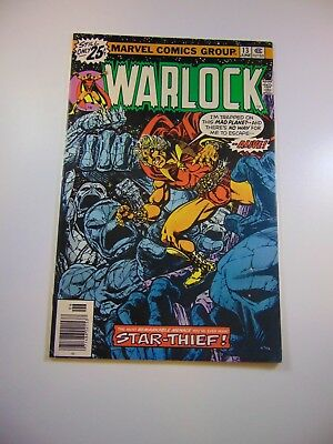 Warlock #13 FN condition Free shipping on orders over $100.00!