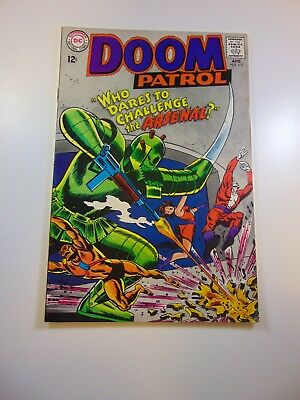 Doom Patrol #113 FN+ condition Huge auction going on now!