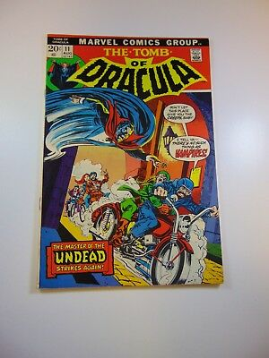 Tomb of Dracula #11 FN condition Huge auction going on now!