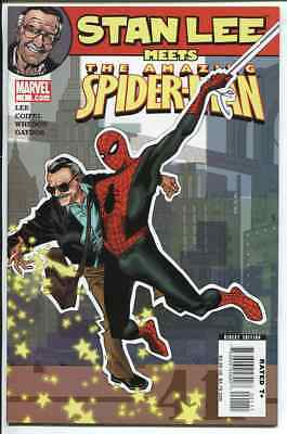 Stan Lee Meets the Amazing Spider-Man #1 (Marvel 2006) Comic Book A