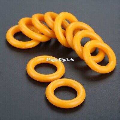 2Pc Industrial Sewing Machine Bobbin Winder O Ring Rubber Tyre I.D.20mm For Jack