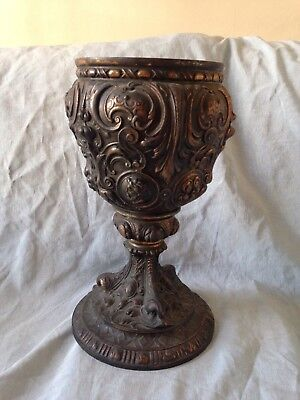 19th Century Victorian Copper Electrotype Renaissance Revival Goblet/Chalice