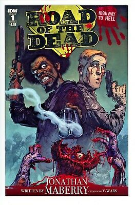 Road of the Dead  Highway to Hell     #1    * First Print *   Cover  A       NM