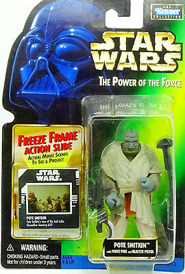 Pote Snitkin Für Auspacker! Star Wars Power Of The Force Collection Hasbro