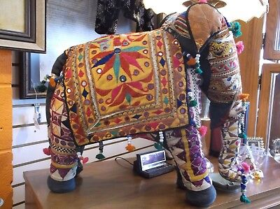 Ceremonial Chinnes or India Large Elephant