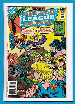 Justice League Of America #157_August 1978_Very Fine+_Bronze Age Dc Giant!