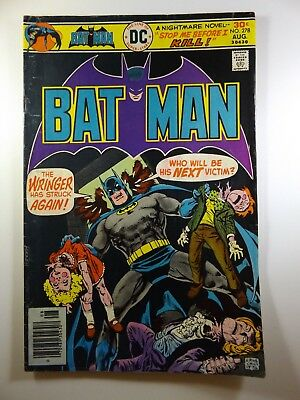 """Batman #278 """"Stop Me Before I Kill!"""" Solid VG Condition!!"""