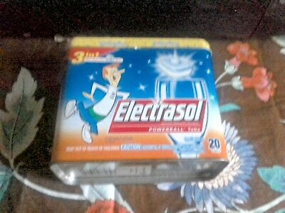 THE JETSONS Electrasol DISH TABS in Can GEORGE Limited Edition 2007 VG