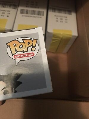 Dragon Ball Hot Topic #9 Goku Funko Pop exclusive BASE FORM Authentic Confirmed