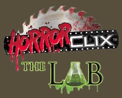 1x  Horrorclix The Lab Booster Case New Sealed Product - HorrorClix
