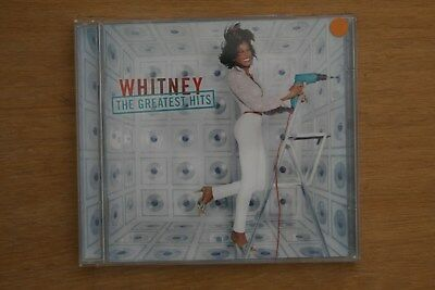 Whitney Houston  ‎– The Greatest Hits     (Box C612)