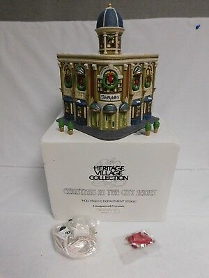 Dept. 56 ~ Christmas In The City Series  ~ Hollydale's Department Store ~ #55344