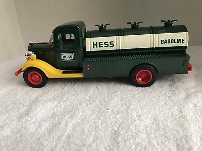 1982 Hess The First Hess Truck Excellent Cond Lights Work Red Switch Rare
