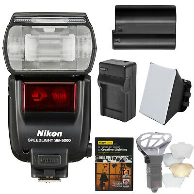 Nikon SB-5000 AF Speedlight Flash for Nikon D7500 D7200 D500 D610 D750 D850 D810