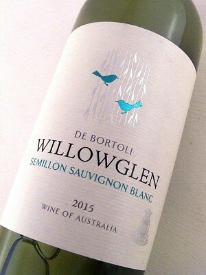 2015 DE BORTOLI Willowglen Semillon Sauvignon Blanc ISLE OF WINE