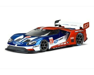 PROTOform Ford GT Light Weight Karosserie 190mm PF1550-25